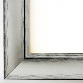Bilderrahmen Rahmen Holz Fot Urkunde Shabby Antik Modern Dortmund Silber 4, 2
