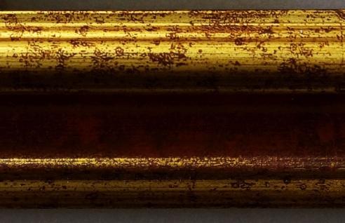 Badspiegel Rot Gold Bari Antik Barock 4, 2 - NEU alle Größen - Vorschau 5