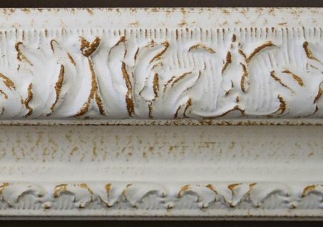 Dekospiegel Weiss Rom Antik Barock Shabby 6, 5 - NEU alle Größen - Vorschau 5