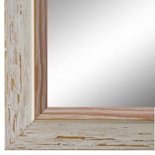 Spiegel Wandspiegel Beige Crema Modern Holz Catanzaro 3, 9 - NEU alle Größen