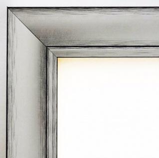 Bilderrahmen Silber Shabby Antik Modern Rahmen Holz Dortmund 4, 2 - alle Größen