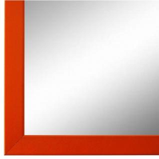 Wandspiegel Spiegel Orange Modern Holz Asti 1, 7 - NEU alle Größen