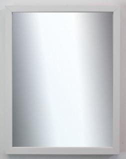 Flurspiegel Weiss Como Modern 2, 0 - NEU alle Größen