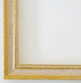 Bilderrahmen Gelb Gold Antik Barock Rahmen Holz Klassisch Braunschweig 2, 5