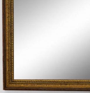 Wandspiegel Spiegel Braun Gold Barock Antik Holz Empoli 1, 5 - NEU alle Größen