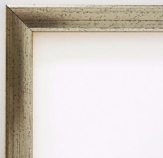 Bilderrahmen Silber Modern Shabby Rahmen Holz Hannover Silber 2, 4 - alle Größen