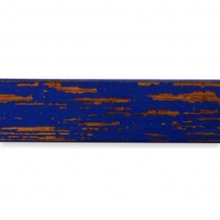 Bilderrahmen Blau Antik Vintage Holz Cremona 3, 0 - NEU alle Größen - Vorschau 2