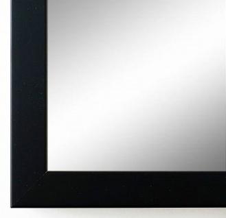 Flurspiegel Schwarz Como Modern 2, 0 - alle Größen