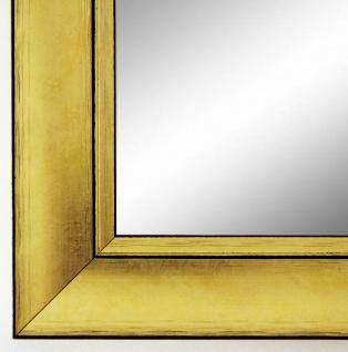 Spiegel Wandspiegel Badspiegel Flur Modern Shabby Vintage Dortmund Gold 4, 2