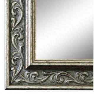 Wandspiegel Spiegel Silber Vintage Retro Verona 4, 4 - NEU alle Größen