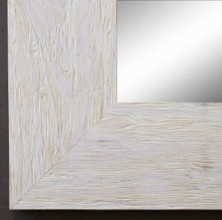 Spiegel Wandspiegel Badspiegel Flur Shabby Landhaus Venedig Beige Weiß Creme 6, 8