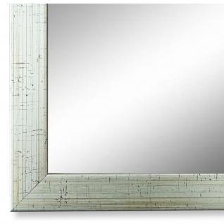 Wandspiegel Spiegel Silber Struktur Modern Holz Como 2, 0 - NEU alle Größen