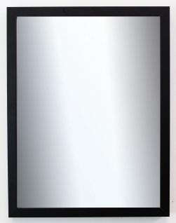 Garderobenspiegel Schwarz Como Modern 2, 0 - NEU alle Größen