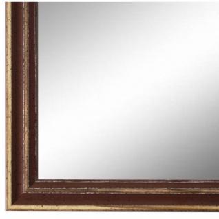 Wandspiegel Spiegel Braun Antik Shabby Holz Cosenza 1, 9 - NEU alle Größen