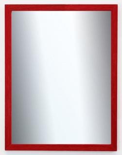 Spiegel Wandspiegel Badspiegel Flurspiegel Shabby Modern Landhaus Siena Rot 2, 0