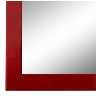 Wandspiegel Spiegel Rot Lack Modern Holz Como 2, 0 - NEU alle Größen