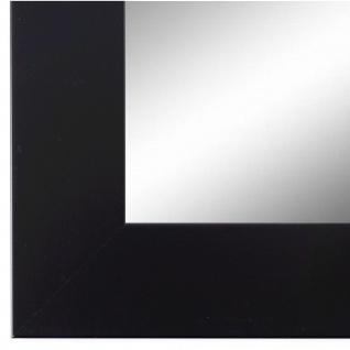 Wandspiegel Spiegel matt Schwarz Modern Martina Franca 4, 5 - NEU alle Größen