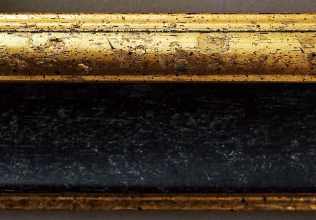 Badspiegel Schwarz Gold Acta Antik Barock 6, 7 - NEU alle Größen - Vorschau 5