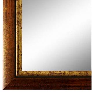 Wandspiegel Spiegel Kupfer Gold Retro Vintage Holz Perugia 3, 0 - NEU alle Größen