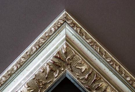 Spiegel Silber Antik Barock Wandspiegel Badspiegel Flur Prunkrahmen Rom 6, 5 - Vorschau 2