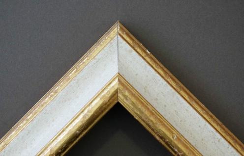 Flurspiegel Weiss Gold Genua Antik Barock 4, 2 - NEU alle Größen - Vorschau 3