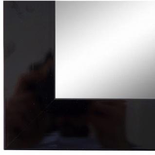 Wandspiegel Spiegel Schwarz Lack Modern Martina Franca 4, 5 - NEU alle Größen