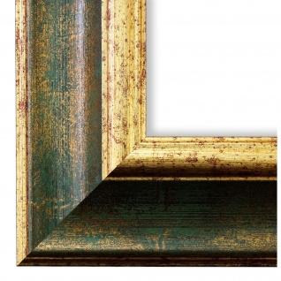 Bilderrahmen Grün Gold Antik Vintage Rahmen Acta 6, 8 - NEU alle Größen