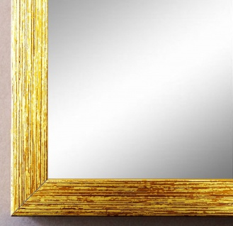 Spiegel Wandspiegel Badspiegel Flur Garderobe Modern Como Gold 2, 0 alle Größen