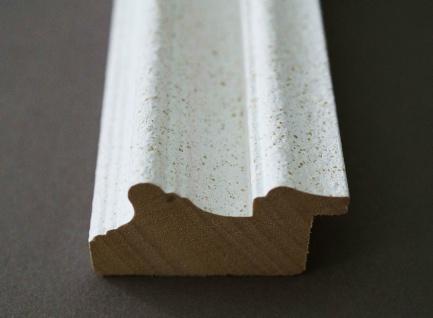 Garderobenspiegel Weiss Trento Antik Barock Shabby 5, 4 - NEU alle Größen - Vorschau 4