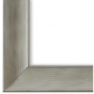 Bilderrahmen matt Weiss Shabby Retro Holz Matera 3, 9 - NEU alle Größen