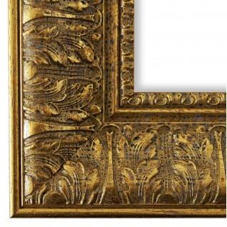 Bilderrahmen Gold Barock Antik Vintage Ancona 7, 5 - NEU alle Größen