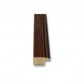 Wandspiegel Spiegel Braun gemasert Antik Retro Holz Vasto 1, 8 - NEU alle Größen - Vorschau 5