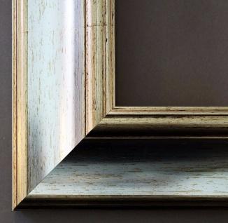 Bilderrahmen Silber Antik Barock Fotorahmen Urkunde Rahmen Holz Vintage Acta 6, 8