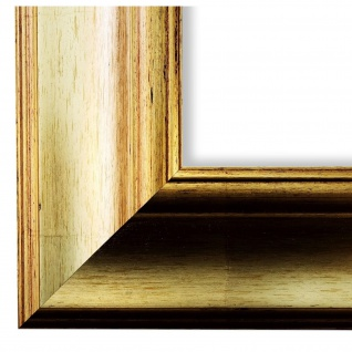 Bilderrahmen Gold Antik Vintage Rahmen Acta 6, 8 - NEU alle Größen