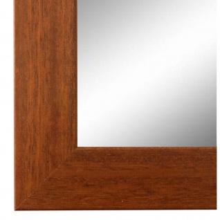 Wandspiegel Spiegel Braun Modern Retro Holz Florenz 4, 0 - NEU alle Größen
