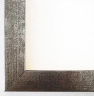 Bilderrahmen Wolfsburg Silber Klassisch Holz Urkunde Holz 3, 0 - alle Größen NEU