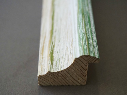 Ganzkörperspiegel Beige Grün Bari Antik Barock 4, 2 - NEU alle Größen - Vorschau 4