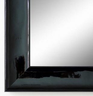 Spiegel Wandspiegel Badspiegel Flur Modern Vintage Matera Schwarz Lack 3, 9