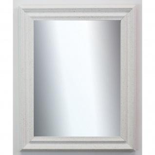 Garderobenspiegel Weiss Trento Antik Barock Shabby 5, 4 - NEU alle Größen - Vorschau 1