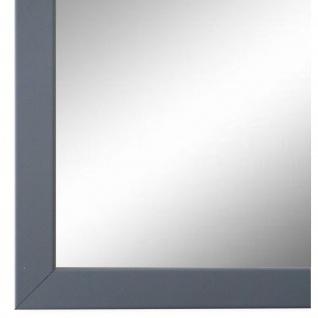 Wandspiegel Spiegel Grau Modern Holz Asti 1, 7 - NEU alle Größen