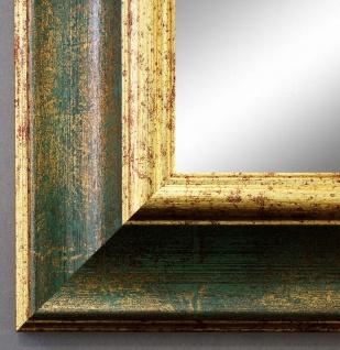 Spiegel Wandspiegel Badspiegel Flurspiegel Barock Antik Acta Grün Gold 6, 7