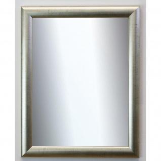 Wandspiegel Silber Imola Modern Shabby 3, 6 - NEU alle Größen