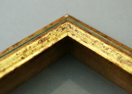 Badspiegel Grün Gold Bari Antik Barock 4, 2 - alle Größen - Vorschau 5
