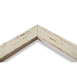 Bilderrahmen Beige Antik Holz Cremona 3, 0 - Din A2 - Din A3 - Din A4 - Din A5 - Vorschau 4