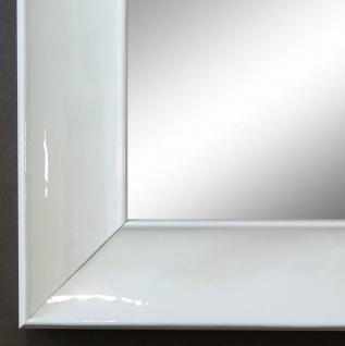 Spiegel Wandspiegel Badspiegel Flur Garderobe Vintage Matera Weiss Lack 3, 9