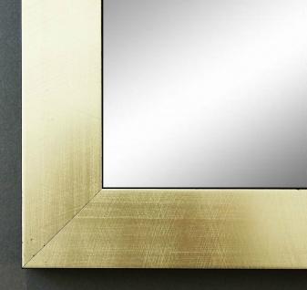 Spiegel Wandspiegel Badspiegel Flur Garderobe Modern Lecce Champagner Silber 3, 9