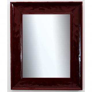 Wandspiegel Rot Lack Taranto Modern 7, 5 - NEU alle Größen