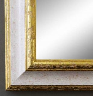 Spiegel Wandspiegel Badspiegel Flur Antik Barock Genua Weiss Rot Gold 4, 3