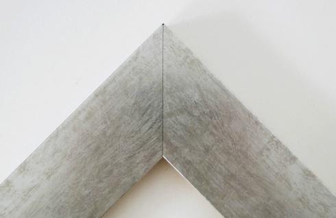 Bilderrahmen Silber Shabby Rahmen Holz Foto Landhaus Essen 6, 0 - alle Größen