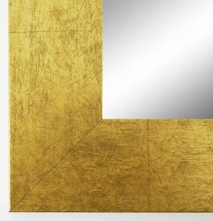 Spiegel Gold Modern Landhaus Wandspiegel Badspiegel Flur Shabby Essen 6, 0